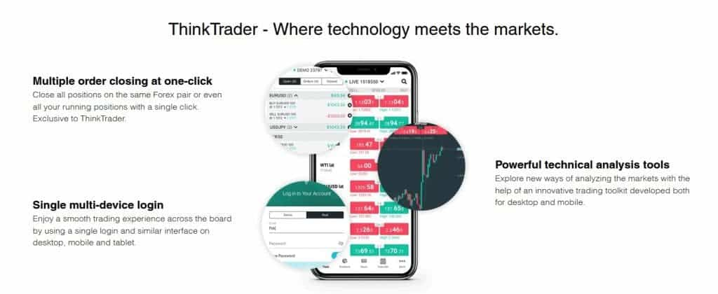 thinktrader screenshot