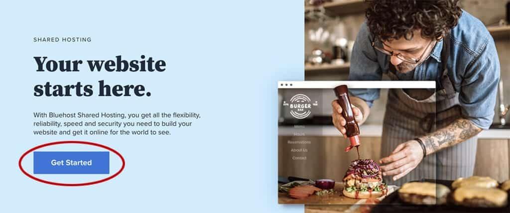 Make A WordPress Website