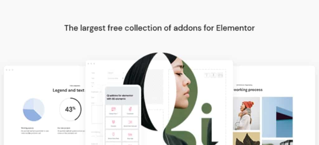 Qi Addons for elementor free