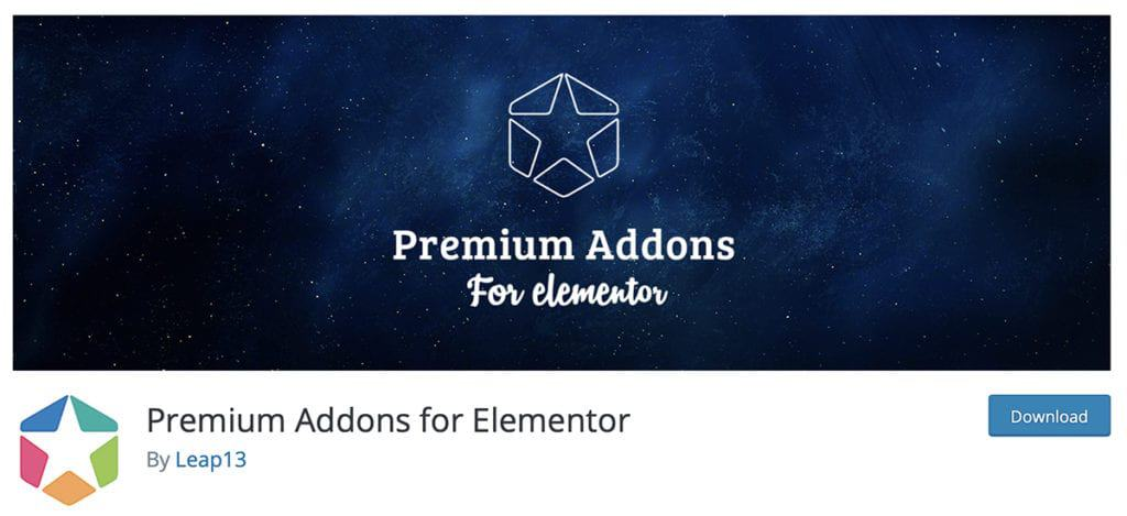 Free Premium Addons for Elementor