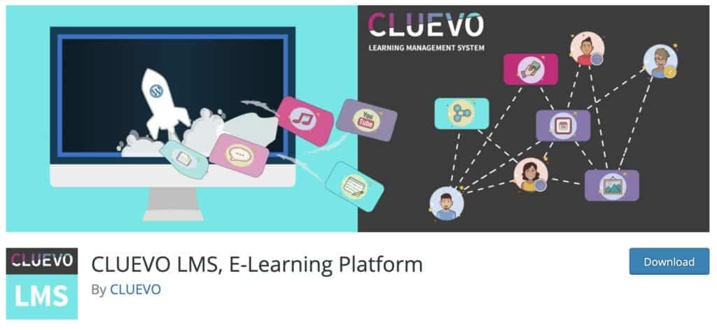 CLUEVO LMS, E-Learning Platform