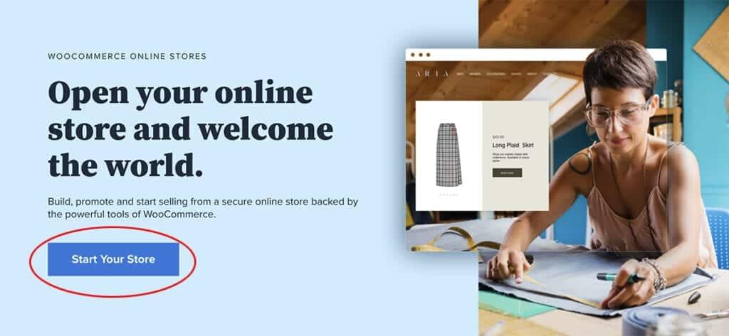 bluehost best WooCommerce hosting