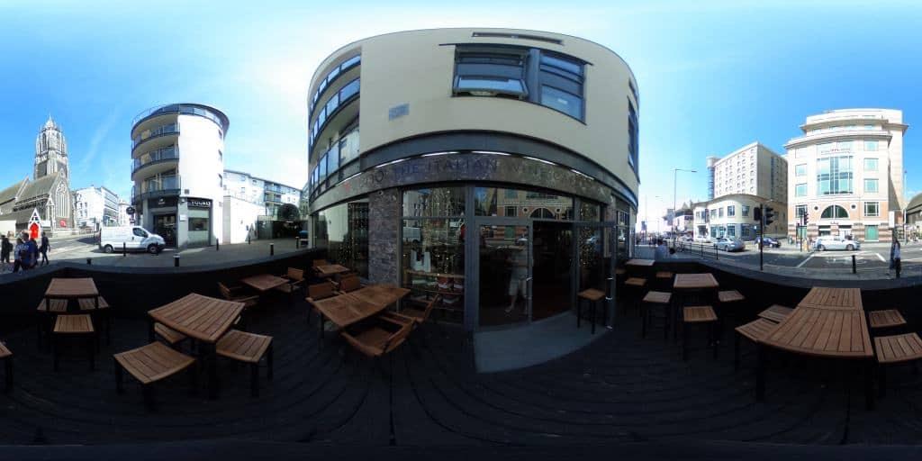 Veeno Wine Café - Virtual Tour
