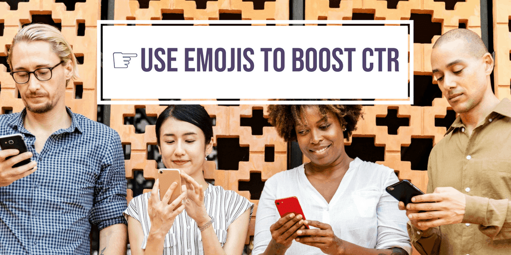 Emoji SERP: SERP Emojis For Google Title Snippet - How To Use Emoji In SERP & Boost CTR In 8 Types Of Website