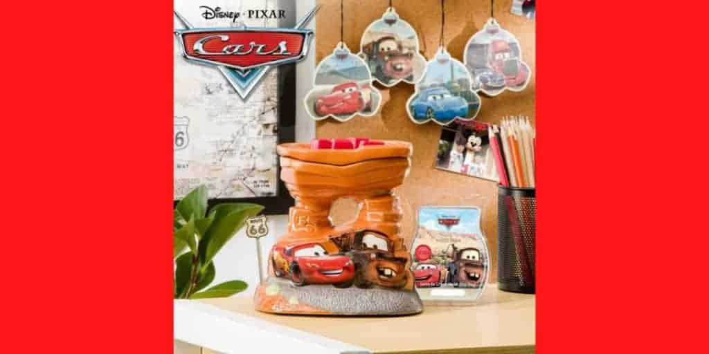 Disney Pixar Scentsy Cars Warmer