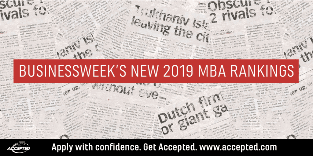 2019-20 Businessweek MBA Rankings