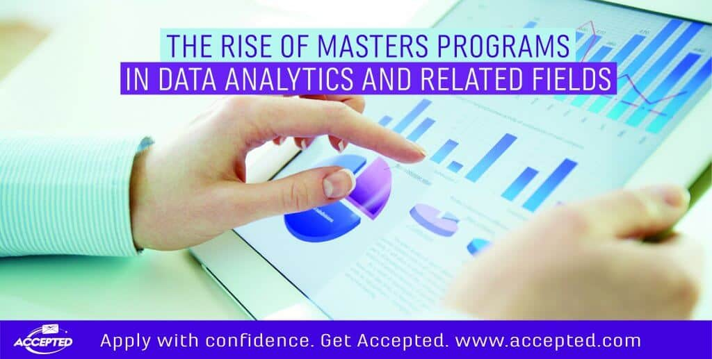 The Rise of Masters in Data Analytics and Related Fields