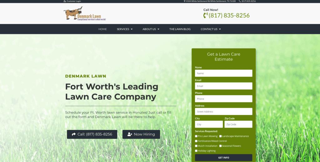9 Best Lawn Care Website Designs For 2018 Service Autopilot