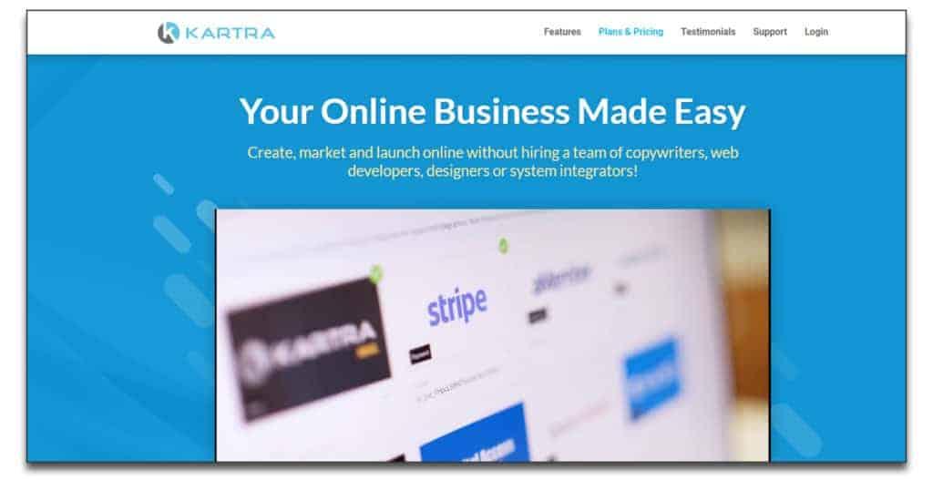 kartra online course platform review