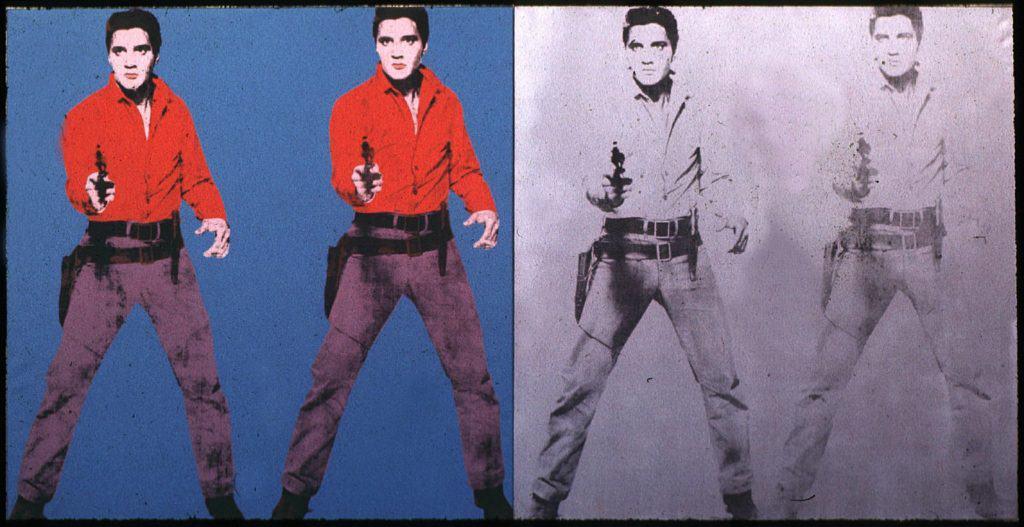 Andy Warhol Portraits: Elvis Presley, 1963