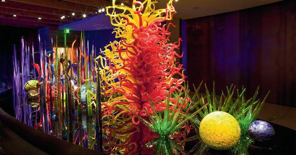 The Chihuly Collection.