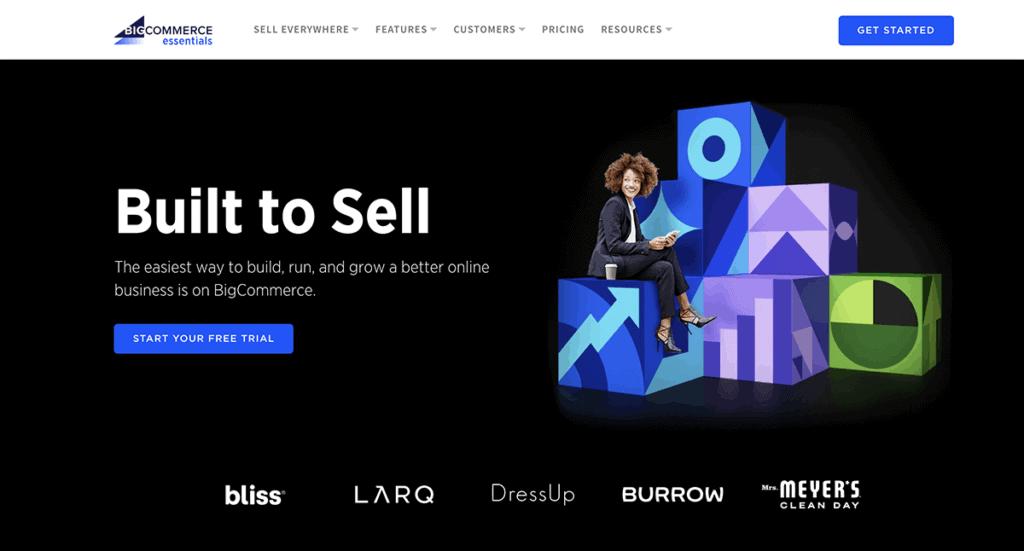 BigCommerce ecommerce platform for agencies