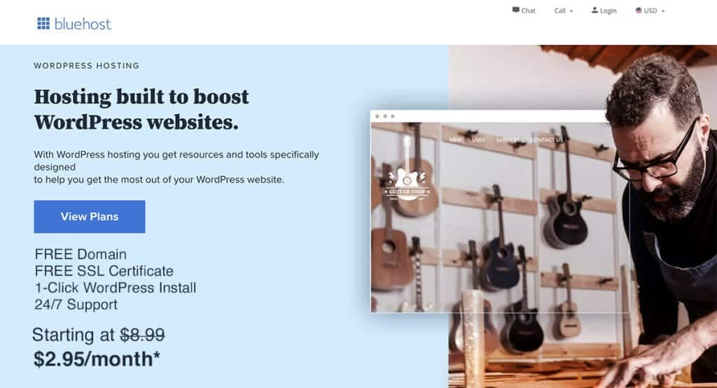 Hosting for WordPress simple sites for beginners