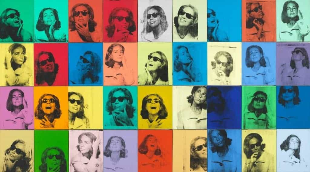 Andy Warhol: Ethel Scull 36 Times, 1963