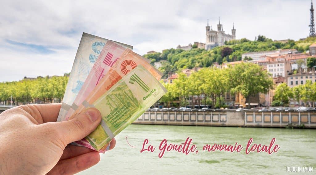 La Gonette, monnaie locale Lyonnaise - Blog In Lyon