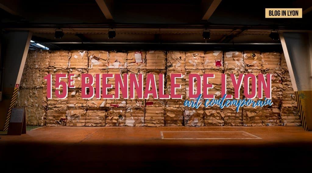 Biennale d art contemporain de Lyon | Blog In Lyon