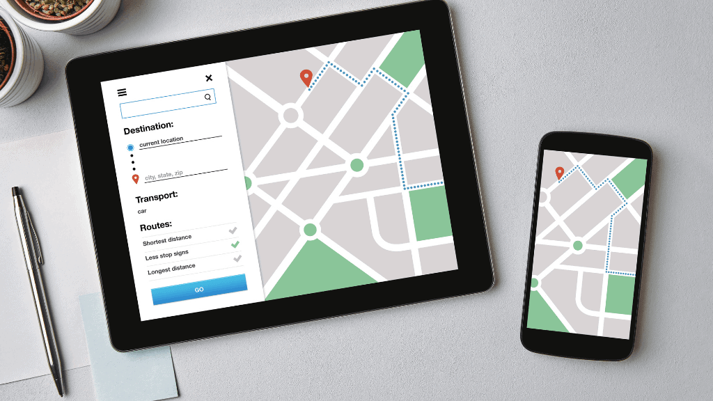 maps apps