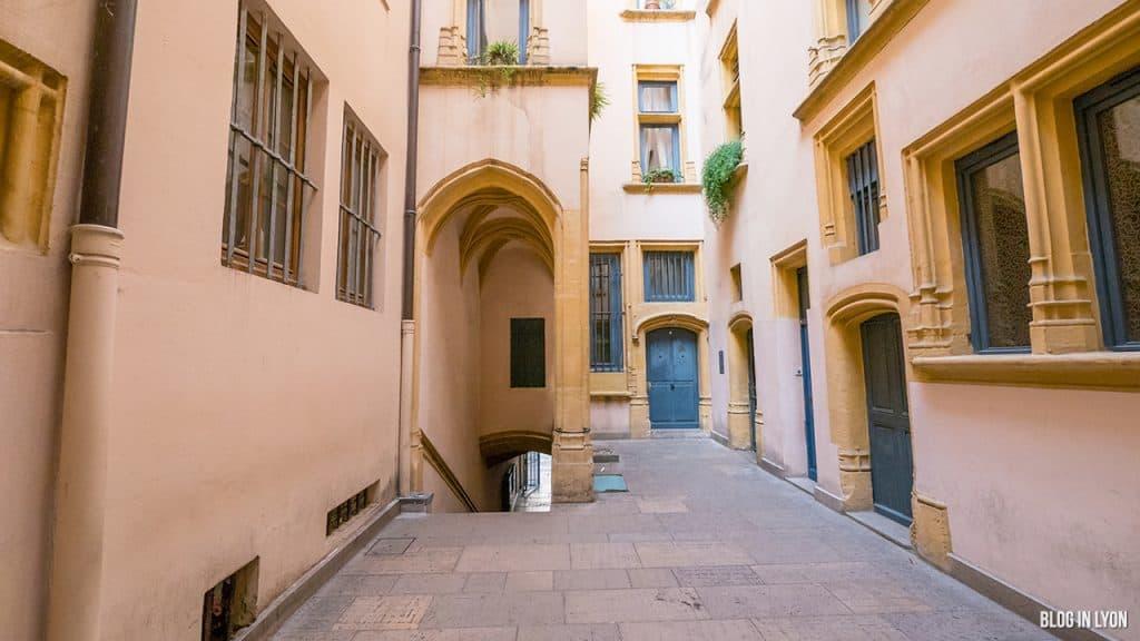 Les traboules du Vieux Lyon - L