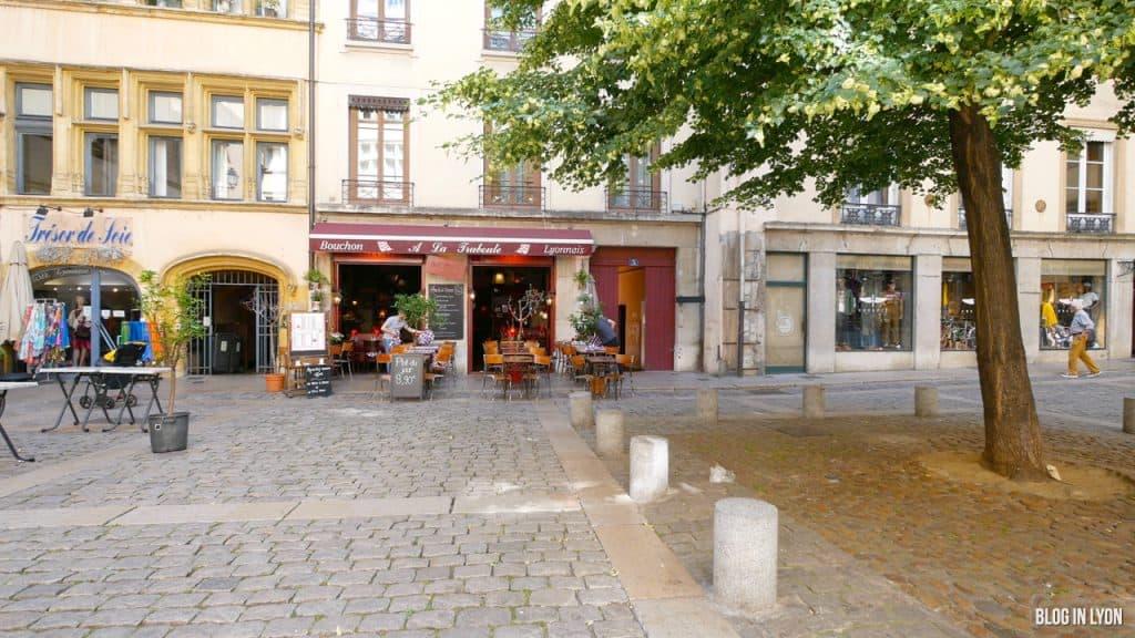 Visiter Lyon - Place du Gouvernement | Blog In Lyon