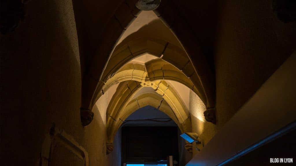 Visiter Lyon - Les traboules Presqu