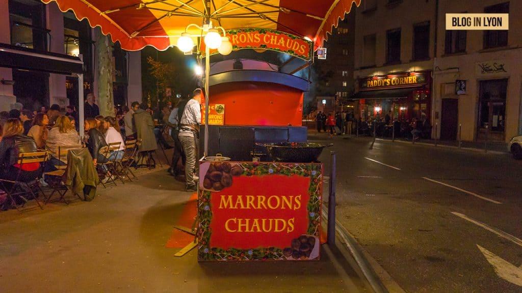Vogue des Marrons - Fête foraine Croix-rousse | Blog In Lyon