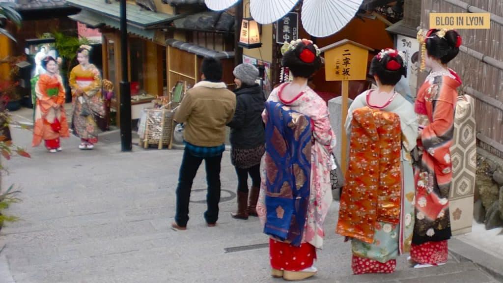 Carnet Voyage Kyoto | Blog In Lyon