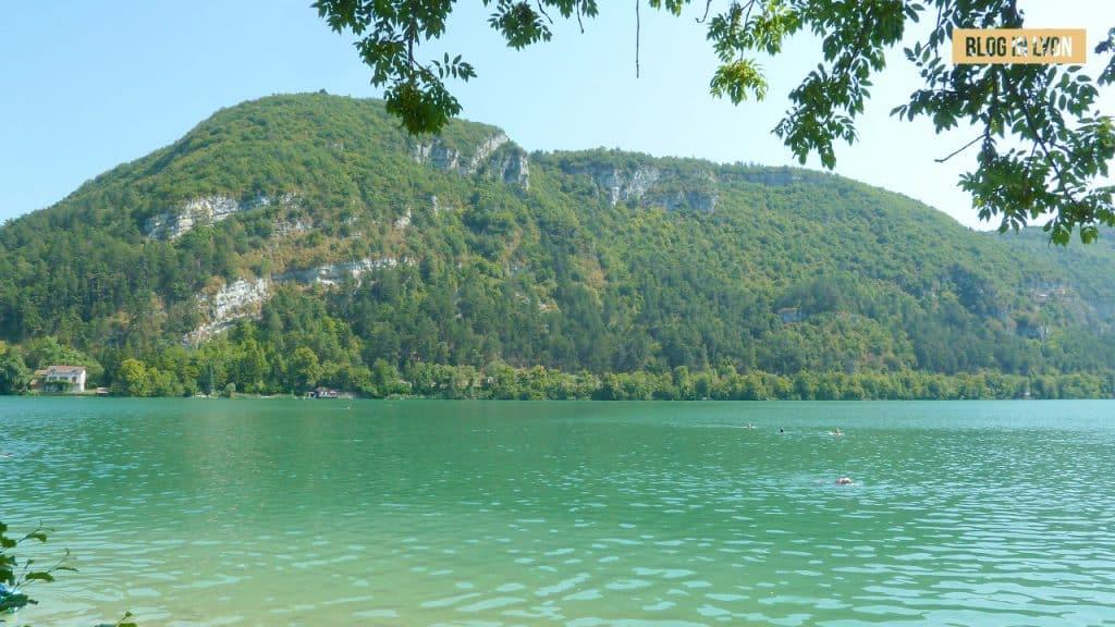 Lac de Nantua - Baignades autour de Lyon | Blog In Lyon