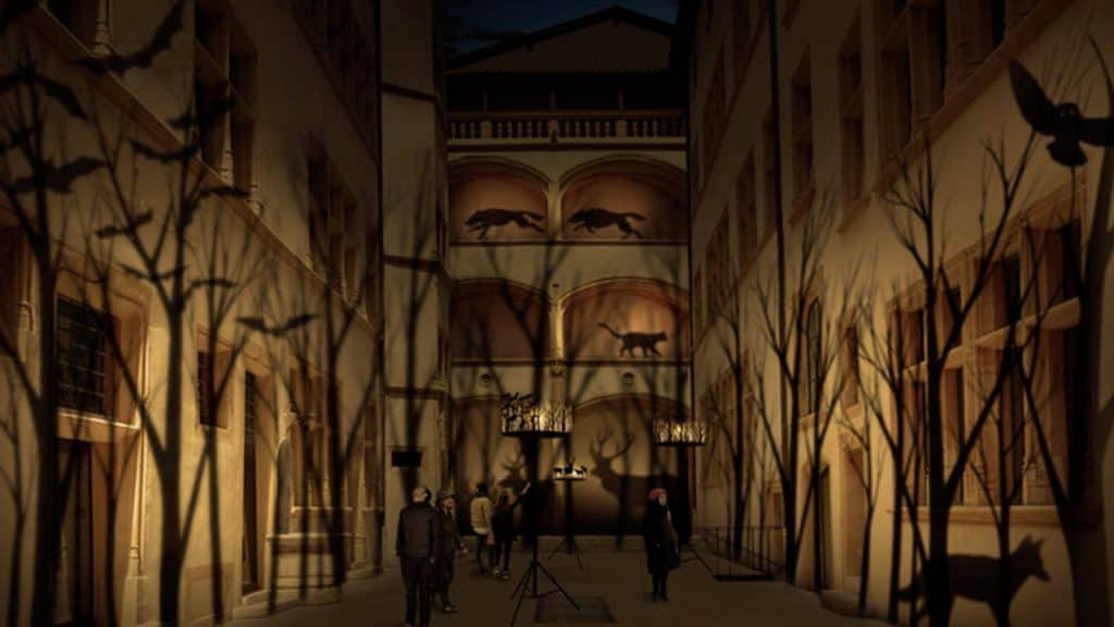 Fête des Lumières 2019 - Musée Gadagne | Blog In Lyon