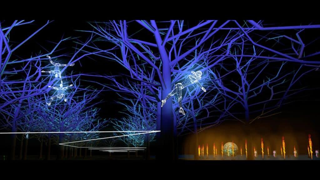 Fête des Lumières 2019 - Parc de la Tête d'Or | Blog In Lyon