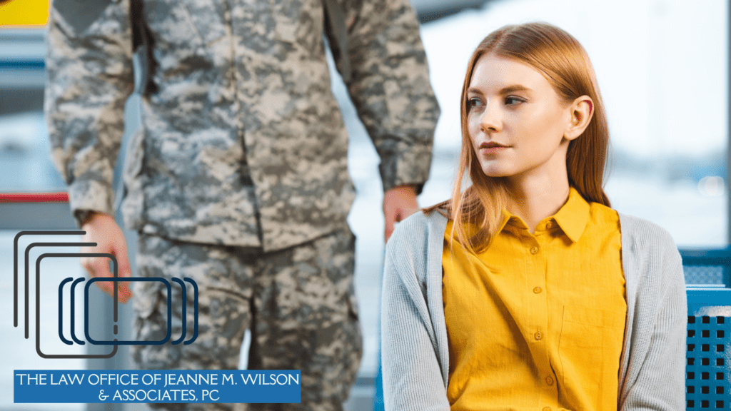 The Law Office of Jeanne M. Wilson & Associates, PC. Military Divorce