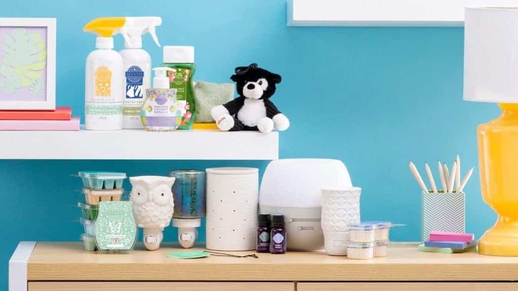 Whats in a Scentsy Starter Kit?