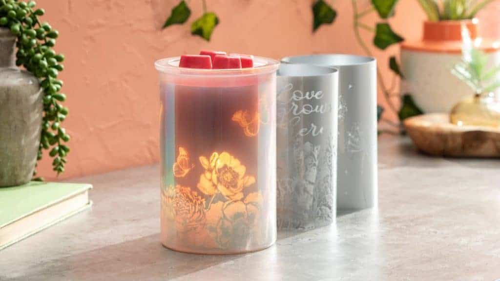 cast scentsy warmer