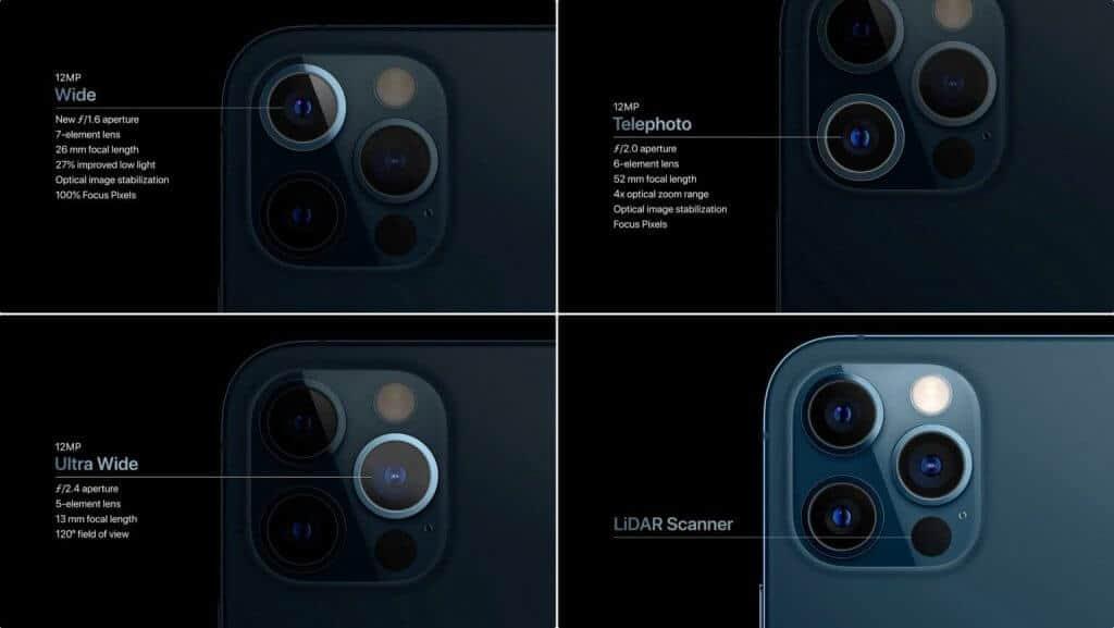 iphone 12 pro kamera