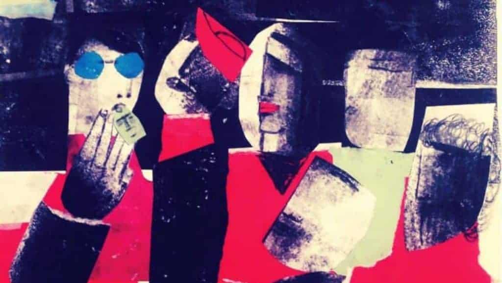 5 Contemporary Collage Artists Adding New Layers Artland Magazine