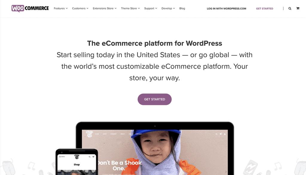 WooCommerce eCommerce Platform 2020