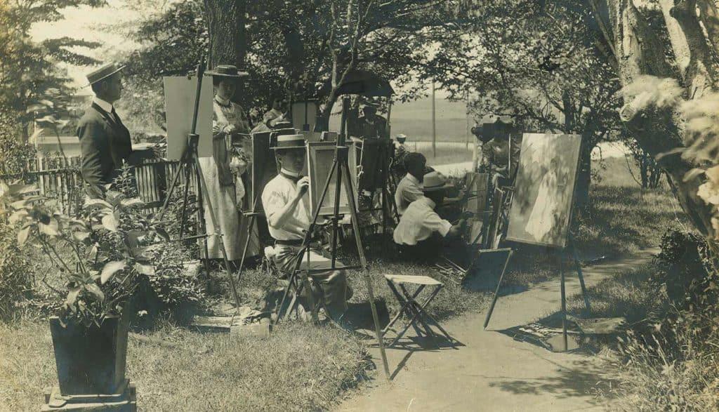art colonies