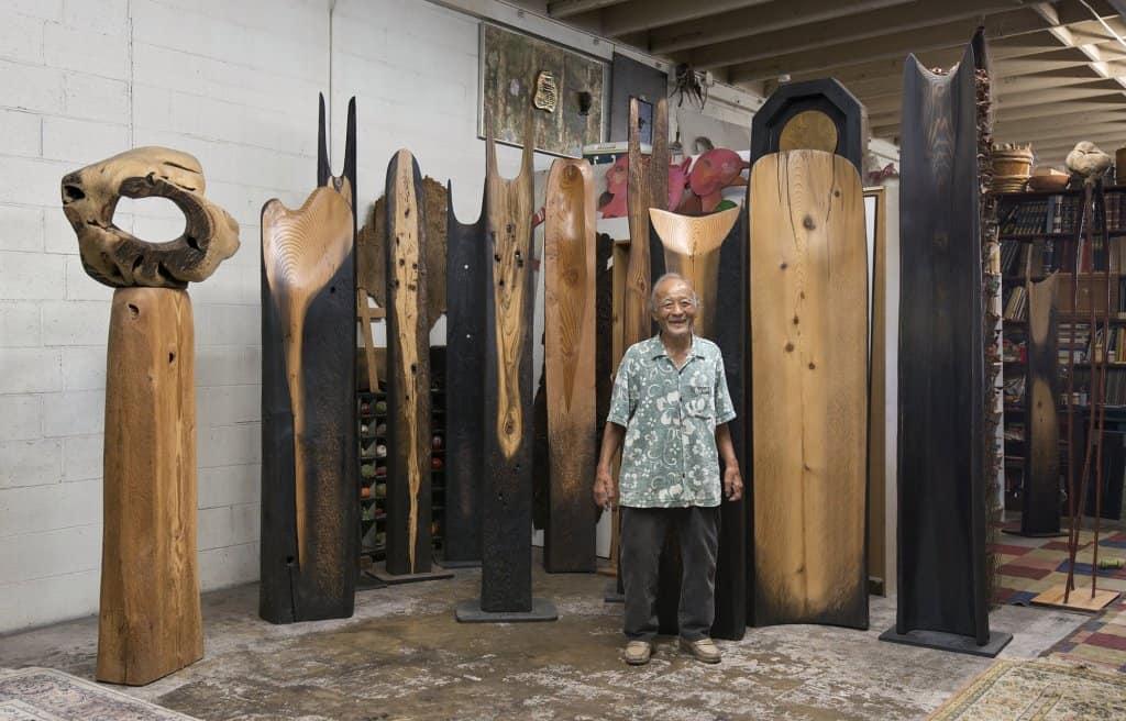 Sculptor of Towering Wood Forms Dies at 83 – ARTnews.com