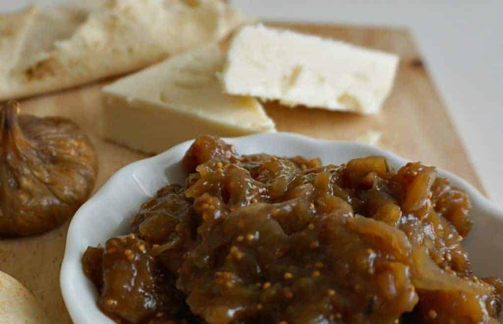 Fig and Onion Chutney