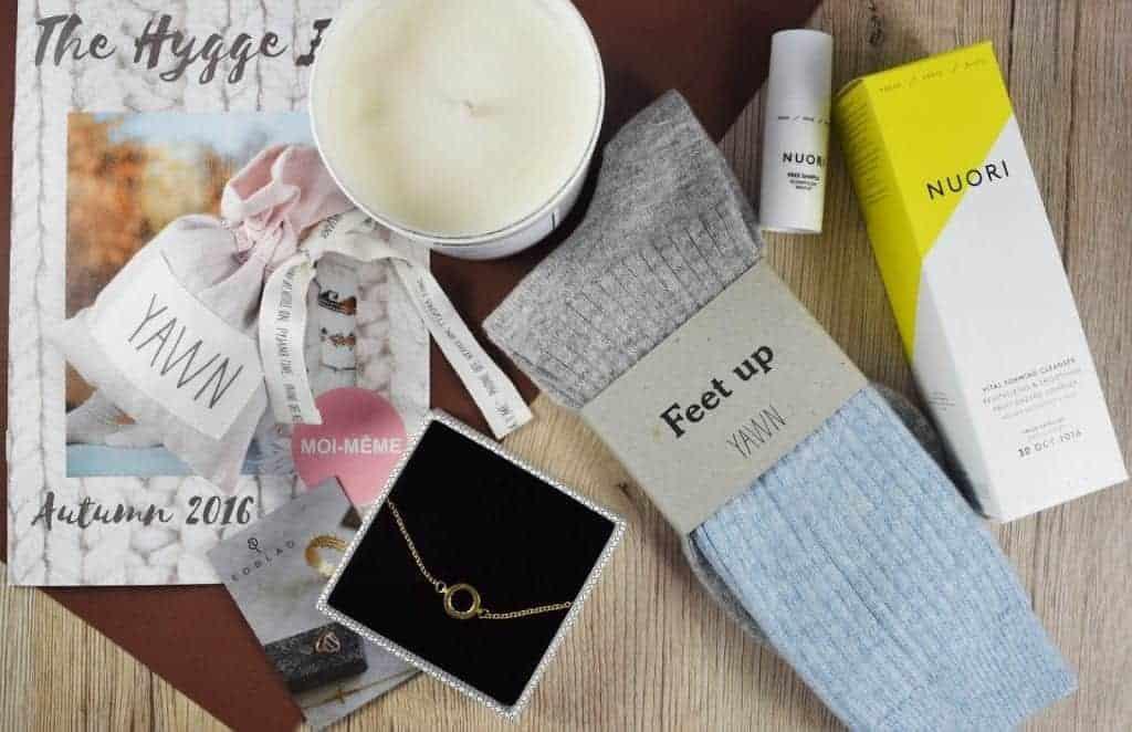 Hygge Box Subscription Box | Opas Blog