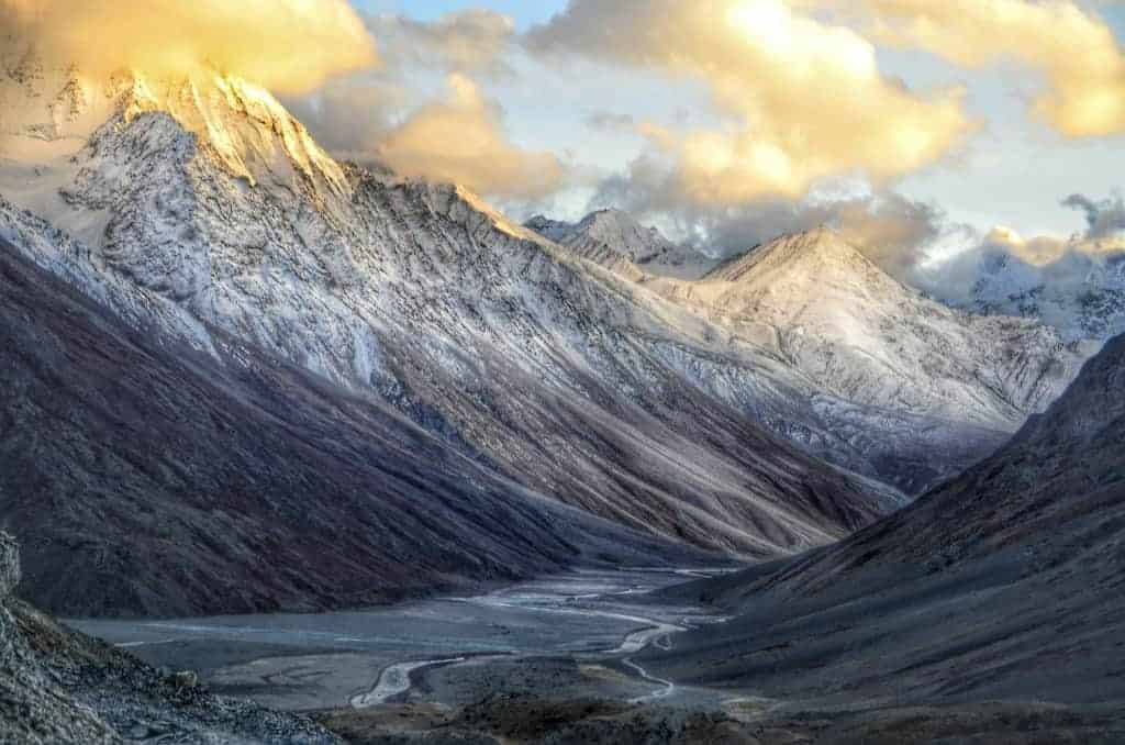 About India facts: the mountains