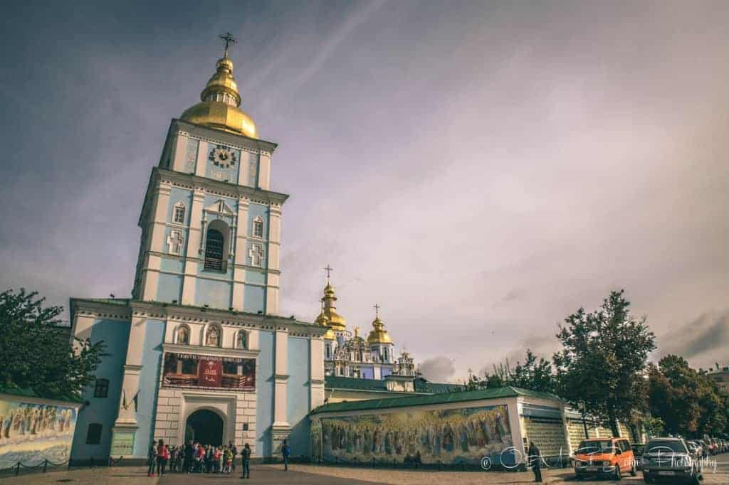Kiev Old Town Most beautiful places in Eastern Europe