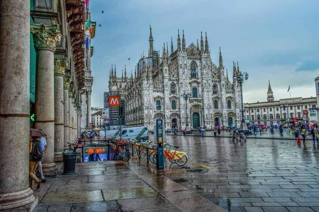 Heart of Milano
