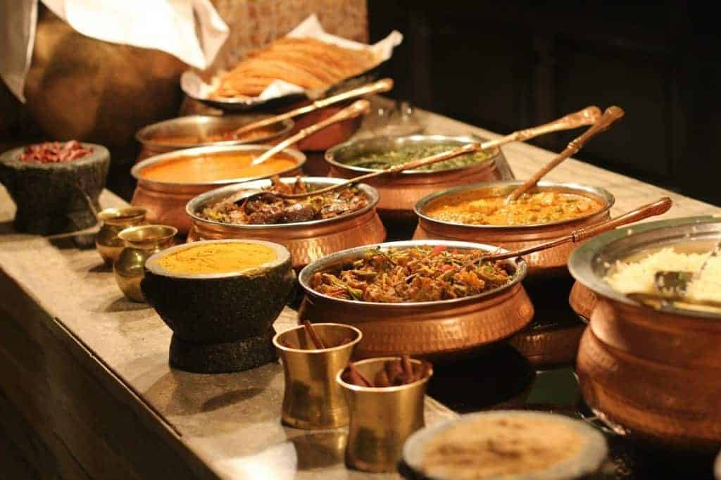 Food facts India: the spices