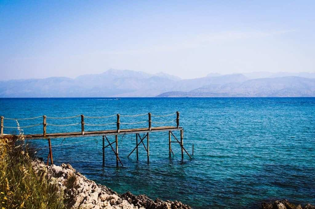 Explore it all with a Corfu car rental