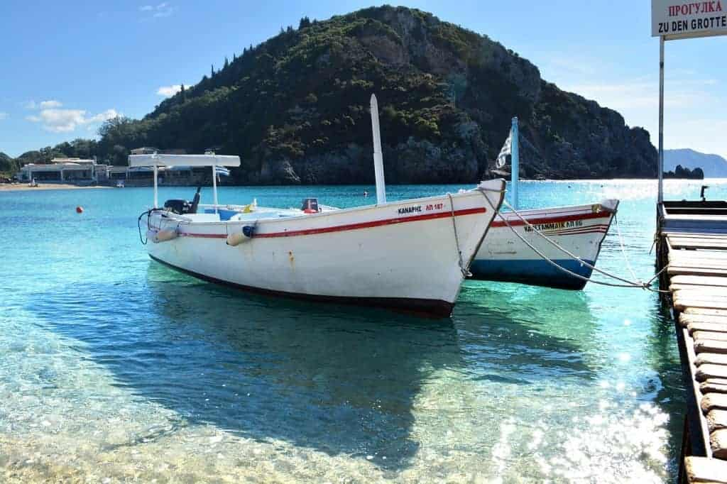 Save money for a Corfu boat trip