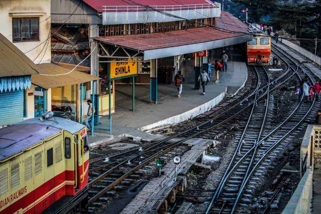 Fun facts about India: the trains