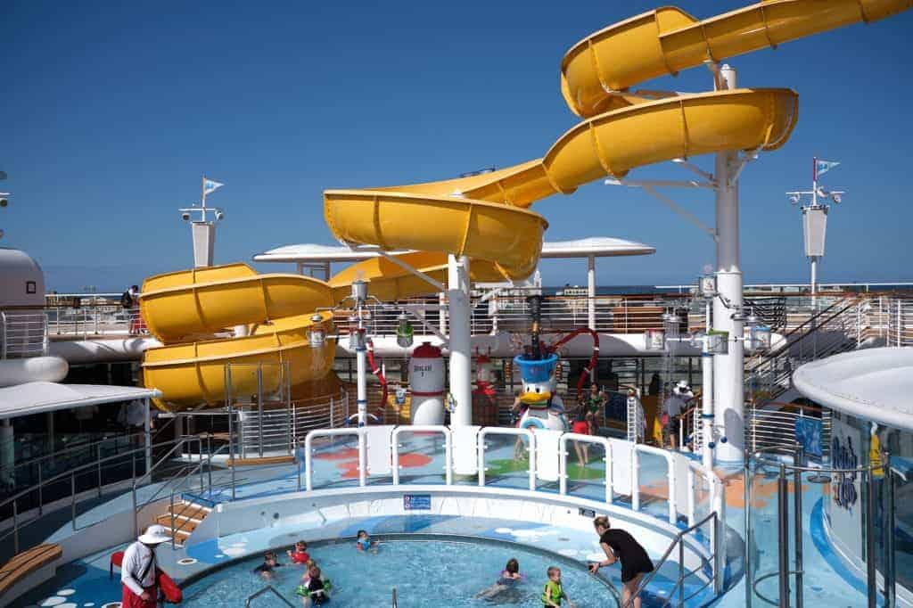 Twist 'n Spout Disney Wonder Port of San Juan Wonder to New Orleans