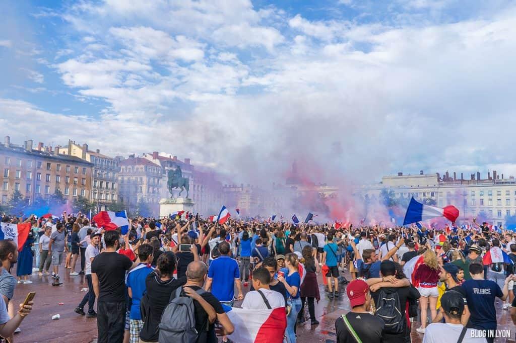 Coupe du Monde 2018 Lyon - Blog In Lyon
