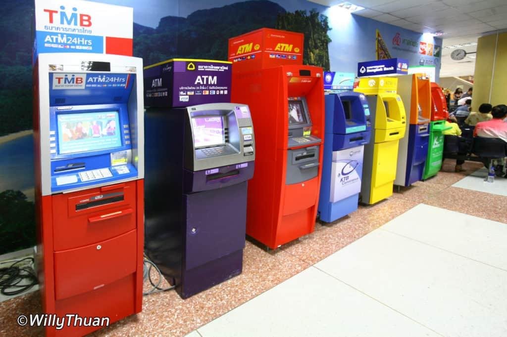 ATM in Phuket