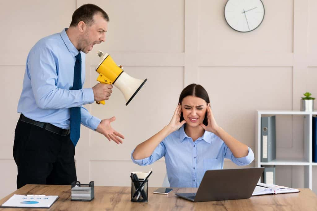 Harassment and Bullying at Work